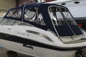 Windy mirage 25 båtkapell